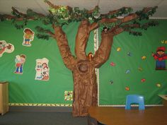 I want to attempt making a classroom tree like this!