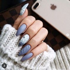 Are you looking for a way to make your nails stand out? Then you can't miss the nail designs. nail art becomes increasingly popular and looks fabulous. Generally speaking, nail designs can apply to your nails, including fingernails, thumbn Snowflake Nail Design, Snowflake Nails, Christmas Nail Art Designs, 3d Nail Designs, Winter Nail Designs, Colorful Nail Designs, Nails Design, Cute Christmas Nails, Xmas Nails