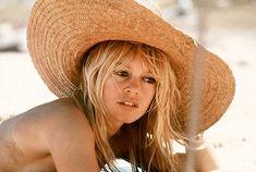 French Actress Brigitte Bardot.