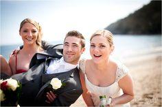 Oxwich Bay Wedding Photography  Beach Wedding Idea's  Welsh Wedding  beautiful wedding photo's - bride and groom - couple portraits
