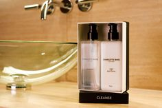 A wonderfully refreshing duo. Fragrant liquid soap and silky hand and body lotion.