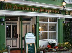 Alt Hamburger Aalspeicher Restaurant