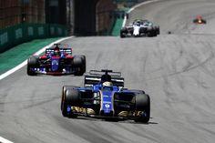 2017 Brazil GP - Sauber F1 Team, Marcus Ericsson #SauberF1Team #25YearsInF1 #Formula1 #F1 #BrazilGP