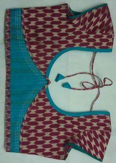 Latest Blouse Neck Designs, Chudidhar Neck Designs, Neck Designs For Suits, Simple Blouse Designs, Dress Neck Designs, Patch Work Blouse Designs, Blouse Designs Catalogue, Designer Blouse Patterns, Blouses