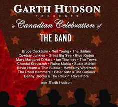 GARTH HUDSON   Garth Hudson Presents A Canadian celebration Of The Band