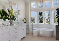 Relaxed California Beach House with Coastal Interiors