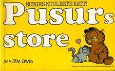"""""""Pusurs store"""" av Jim Davis"""