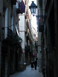 Barcelone - El Born