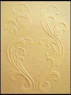 Raised Plaster Paris Frieze Wall Stencil by ElegantStencils