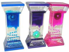 These things were so cool!