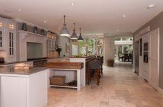 Hammersmith Grove bespoke Kitchen