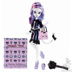 Monster High - Desiví študenti