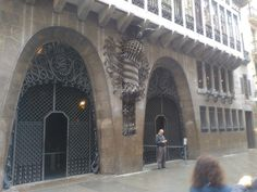 Palau Güell, Barcelona Catalunya