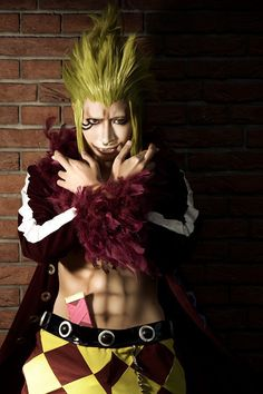 gamu(がむ) Bartolomeo Cosplay Photo - WorldCosplay