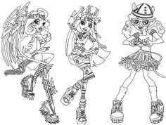 63 Best Coloring Pages Images Coloring Pages Monster High