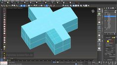 Tesselation 03: clean and optimize 3D objects for tesselation in 3ds max