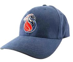 Details about NIKE S DETROIT PISTONS Fitted Flexfit HAT Unisex Adult Blue  NBA Basketball CAP 14114dec7a2d
