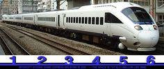 座席探訪 JR九州 885系 特急「白いソニック」