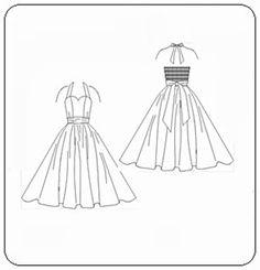 robe pour danser