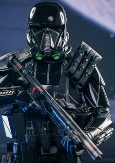Star Wars Rogue One Death Trooper.