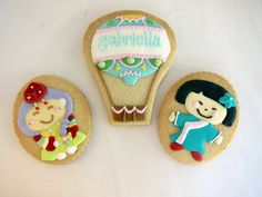 It's a Small World cookies