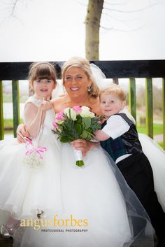 Wedding photography at Forbes of Kingennie dundee by Angus Forbes