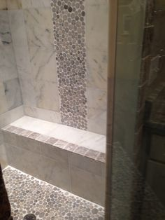 397 Best Shower Pebble Tile And Stone Ideas Images