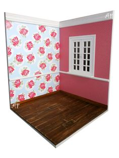 Diorama OOAK / for Blythe,Barbie,Pullip,Dal,Momoko / room box 1:6 by ZLOTYPTAK on Etsy https://www.etsy.com/listing/205439434/diorama-ooak-for