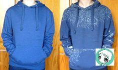 DIY Jack Frost hoodie / Sweat à capuche Jack Frost
