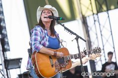 Terri Clark at The Gorge Amphitheatre. #Watershed #Festival #Country #Music