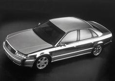1994 Audi A8