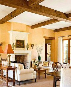 43 Cozy and warm color schemes for your living room | Pinterest ...