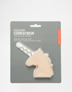 A unicorn with a corkscrew horn.   31 Things Under $25 To Add To Your Wishlist Right Now