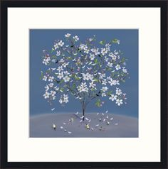 The Blossom Tree by Jenni Murphy available at Love Art Gallery http://www.loveartgallery.co.uk/artists/1013/1974/jenni-murphy/the-blossom-tree?r=artists/1013/jenni-murphy