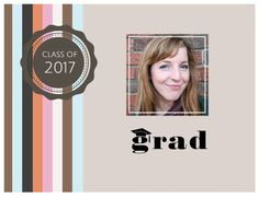 Save Money with These Free, Printable Graduation Invitations: Avery's Free Graduation Invitation Templates