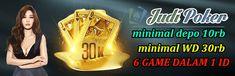 Situs Terbesar - kingpoker99 agen judi poker indonesia min deposit 10 ribu, poker live, bandar ceme, capsa susun, domino qq, 6 games dalam 1 ID, layanan 24 jam