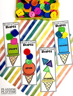 Looking for fun May Morning Tubs for kids? Check out these 10 Hands-On spring theme activities for Preschool or Kindergarten. Preschool Curriculum, Preschool Classroom, Preschool Worksheets, Preschool Activities, Counting Activities, Educational Activities, Summer Worksheets, Rhyming Pictures, Busy Boxes