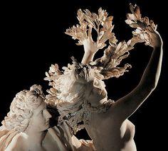 Gian Lorenzo Bernini's Apollo and Daphne. - Google meklēšana