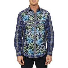 Robert Graham - New Autumn 2014 Robert Graham Shirt King Richard