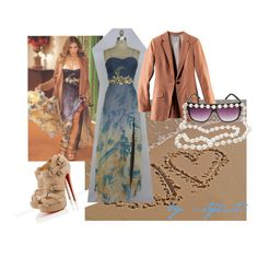 Desert date :), created by stylismatic on Polyvore