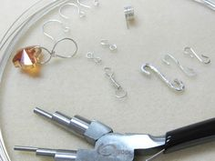 How to use Multi-Sized Looping Pliers.   #Wire #Jewelry #Tutorials