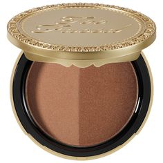 A perfectly tan-like bronzer by Too Faced at Sephora
