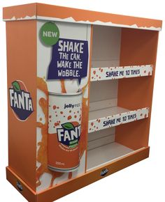 Our innovation creates a highly branded off-location destination or pop-up retail counter...