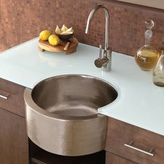 native trails fiesta bar sink 19 w x 75 h 144918 Bottoms Up! How to Decorate Your Bar Area