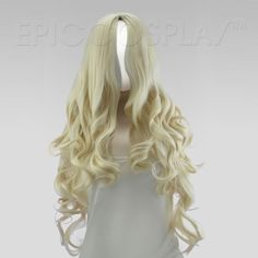 Short Blonde, Blonde Ombre, Blonde Highlights, Blonde Cosplay Wig, Cosplay Wigs, Epic Cosplay, Best Lace Front Wigs, Front Lace, Side Curls