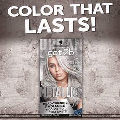 Silver Grey Hair, Silver Blonde, Ash Blonde Hair, Platinum Blonde Hair, Dark Hair, Blonde Balayage, Metallic Hair Color, Silver Color, Beauty