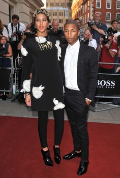 Ever Since Pharrell Williams Became A Married Man The One Thing That S Been Constant His New Blushing Bride Helen Lasichanh By Side