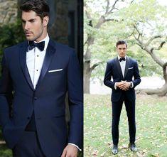 Wedding Tuxedos   11 Best Navy Blue Wedding Tux Images Wedding Tuxedos Blue Tuxedo