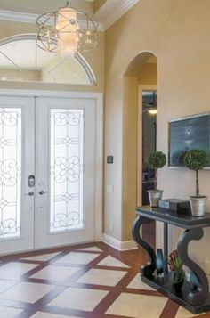 Foyer Flooring Ideas Entrancing Entry Floor Tile Ideas  Entry Floor Photos Gallery  Seattle Tile Design Ideas