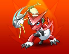 Digimon Fusion Shoutmon < Images & galleries
